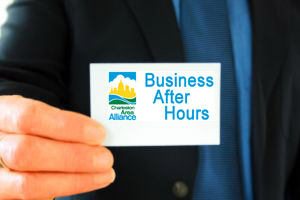 Business Card CAA