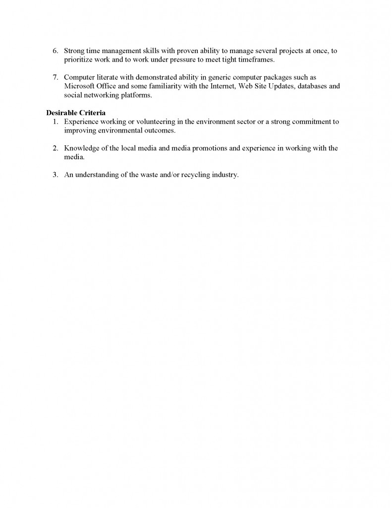 job postings executive director job description doc page 3