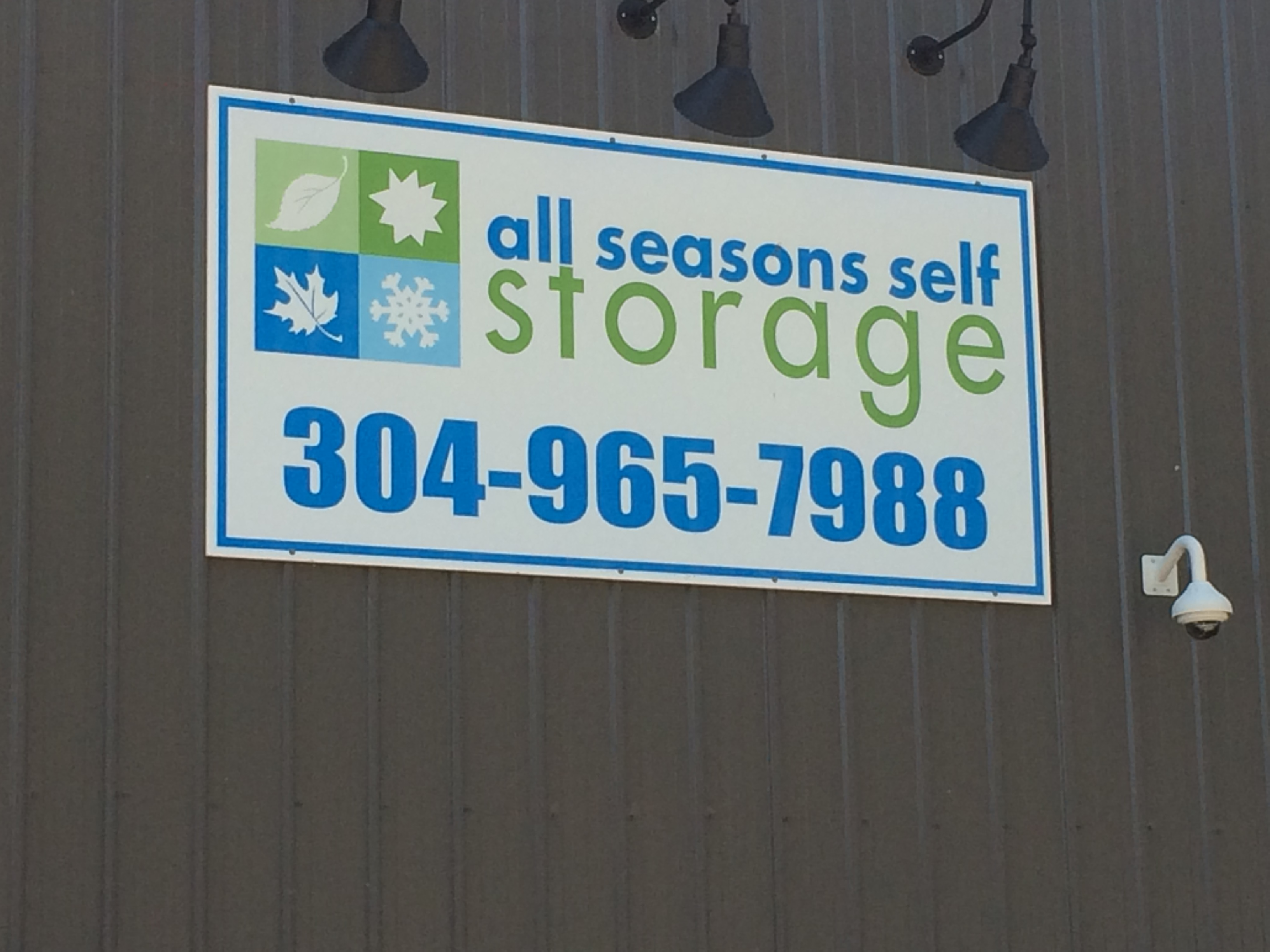 All Seasons Self Storage is located at: 5148 Elk River Road Elkview, WV 25026