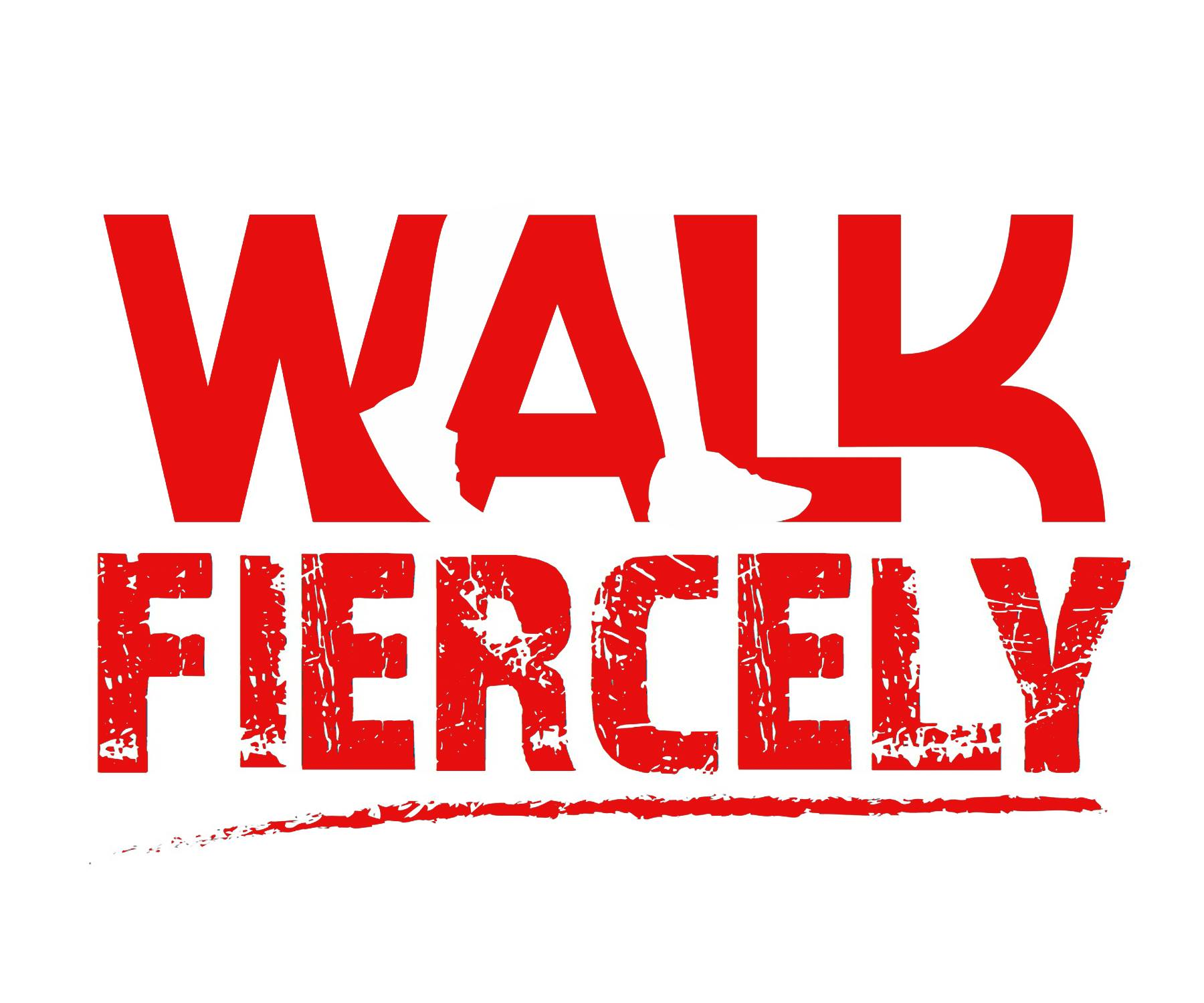 Walk Fiercely logo